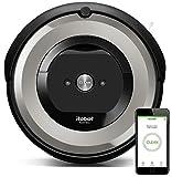 iRobot Roomba e5154 - Robot Aspirador Óptimo Mascotas, Succión 5 Veces Superior, Cepillos de Goma...
