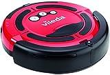 Vileda Relax Cleaning Robot 137172-Robot Aspirador, 3 programas de Limpieza, Color, 68 Decibelios, Negro y...