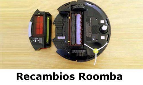 Recambios para iRobot Roomba disponibles
